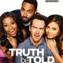 Truth Be Told: la locandina della serie