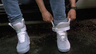 Ritorno al futuro - Parte 2: le Nike autoallaccianti di Marty