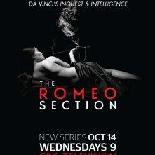 The Romeo Section: la locandina della serie