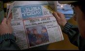 Ritorno al Futuro: la prima pagina di USA Today è quella del film!
