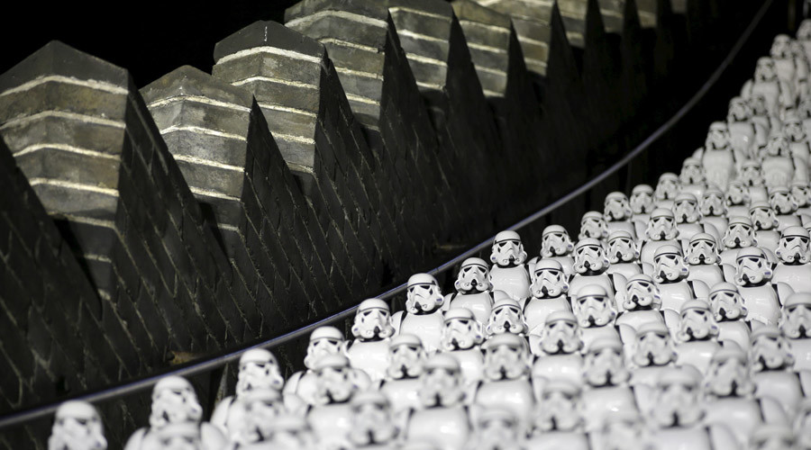 Evento Star Wars in Cina