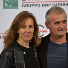 Roma 2015: Asier Altuna e la produttrice Marian Fernandez al photocall di Amama