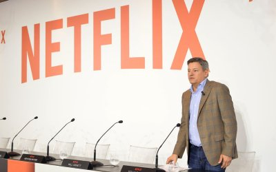 """Netflix: """"Pensiamo a regalare felicità al pubblico italiano"""""""