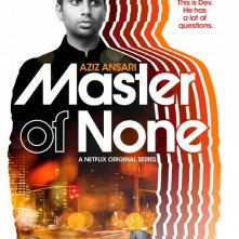Master of None: il poster della serie