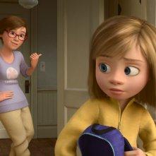 Riley's First Date: una scena del corto Pixar