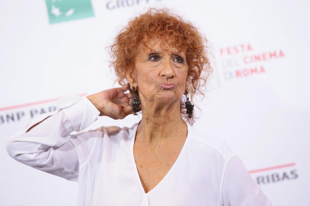 Anna Mazzamauro alla Festa del Cinema di Roma 2015