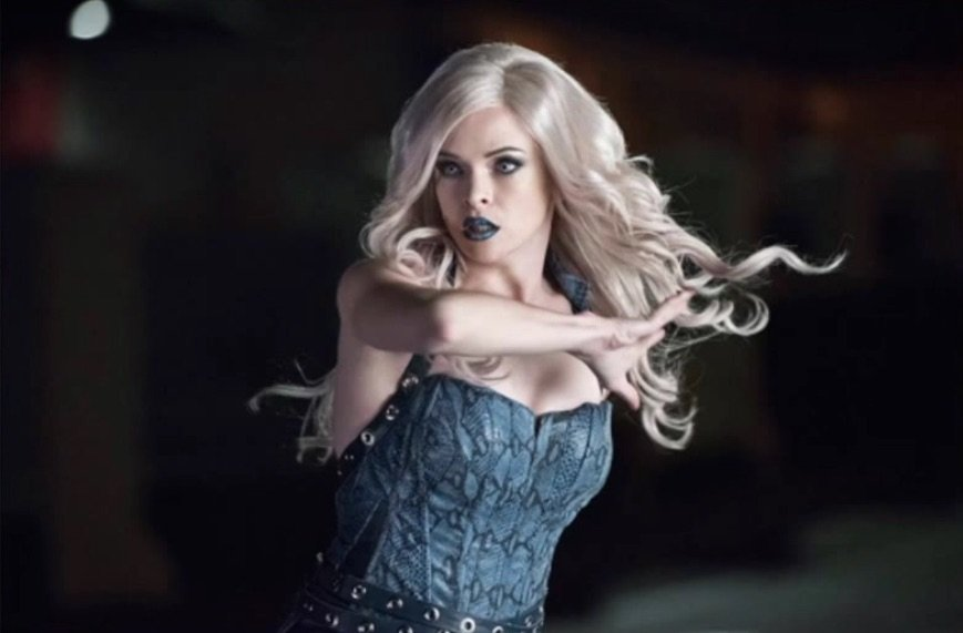 The Flash: Danielle Panabaker è Killer Frost
