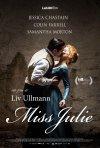 Locandina di Miss Julie