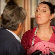 Tutti pazzi in casa mia: Rossy de Palma e Christian Clavier in una scena del film