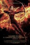 Locandina di Hunger Games: Il canto della rivolta - Parte 2