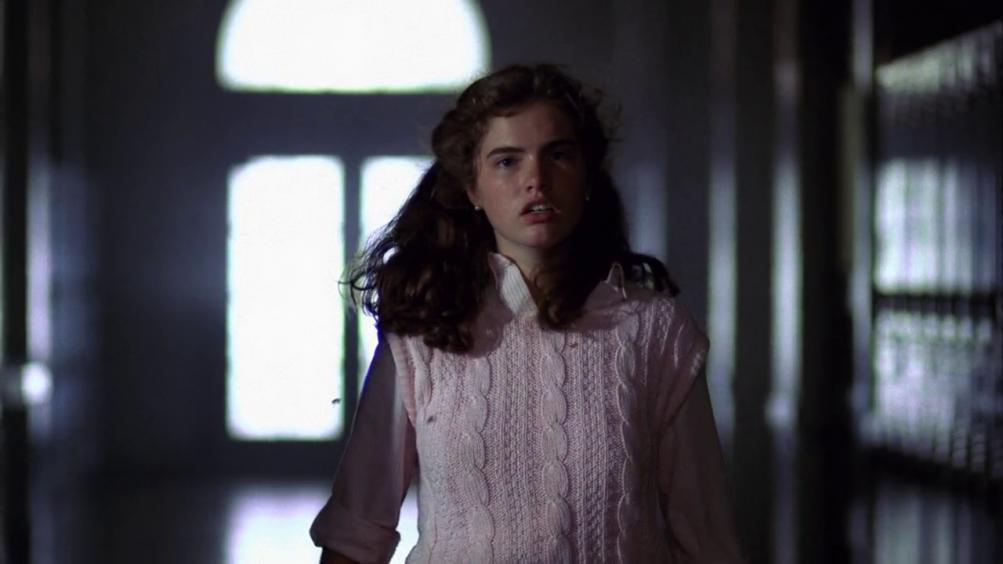 Heather Langenkamp in Nightmare (1984)