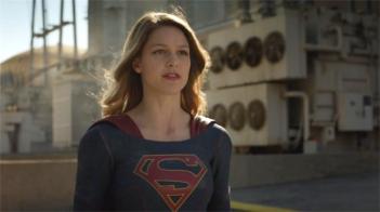 Supergirl: la protagonista Melissa Benoist interpreta Kara Denvers nel pilot