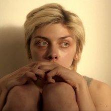 Corpi: Justyna Suwala in una scena del film