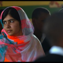 Malala: Malala Yousafzai in un'immagine del documentario