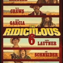 Locandina di The Ridiculous 6