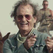 Rock the Kasbah: un primo piano di Bill Murray tratto dal film