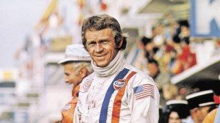 Steve McQueen - Una vita spericolata: una bella immagine di Steve McQueen tratta dal documentario