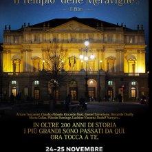 Locandina di Teatro alla Scala - Il tempio delle meraviglie