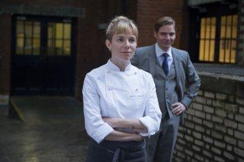 Il sapore del successo: Sienna Miller e Daniel Brühl in una scena del film