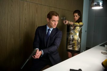 Spy: Jude Law e Rose Byrne