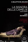 Locandina di Il balletto del Bolshoi: La signora delle camelie