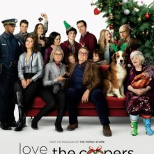Love the Coopers: un'affollata locandina