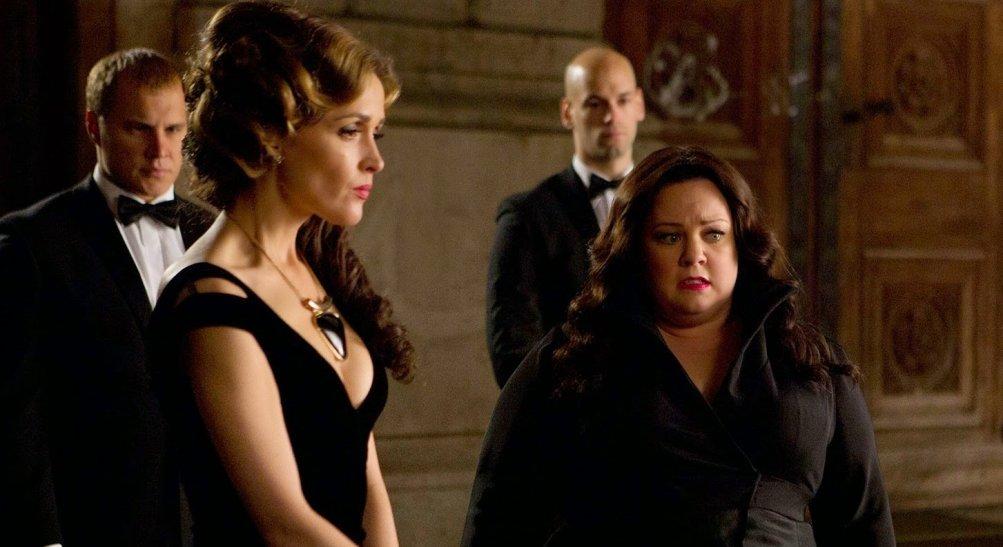 Spy: Rose Byrne e Melissa McCarthy