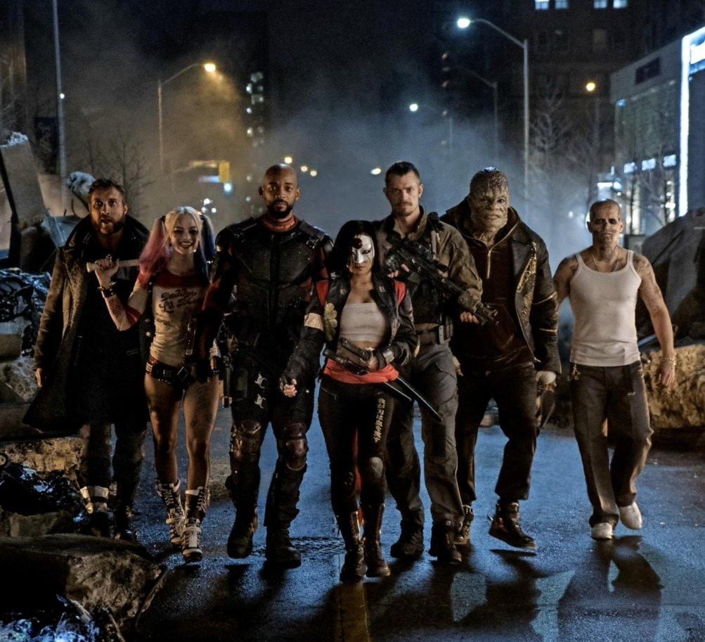 Suicide Squad: una foto del cast