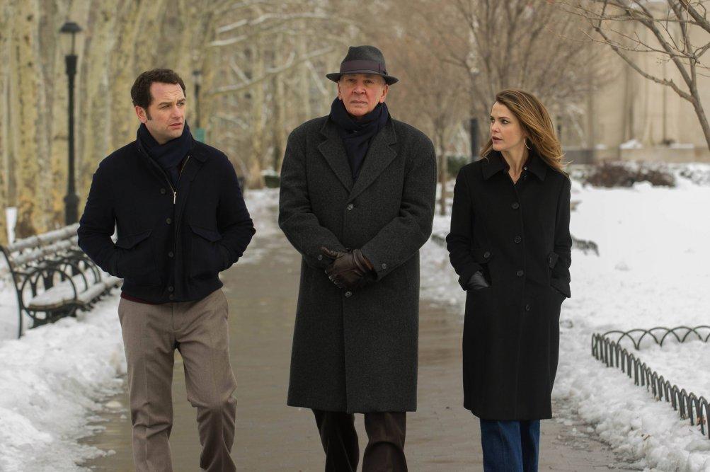 The Americans: Matthew Rhys. Frank Langella e Keri Russell