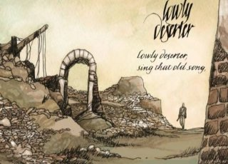 La copertina dell'EP Lowly Deserter di Glen Hansard