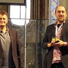 Steven Moffat e Jamie Mathieson a Lucca Comics & Games 2015