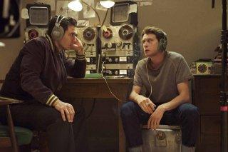 11/22/63: James Franco e George MacKay discutono in una scena
