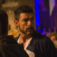 Gli ultimi saranno ultimi: Alessandro Gassman in una scena del film