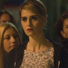 Gli ultimi saranno ultimi: Paola Cortellesi in una scena del film