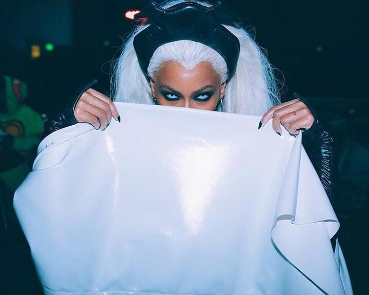 Beyoncé è Storm per Halloween 2015