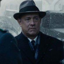 Il ponte delle spie: Tom Hanks in una scena del film