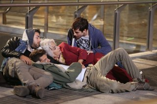 Né Giulietta né Romeo: una scena del film diretto da Veronica Pivetti