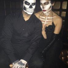 Jennifer Lopez e Casper Smart, Halloween 2015