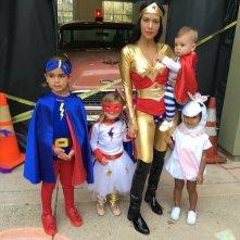 Kourtney Kardashian ad Halloween 2015