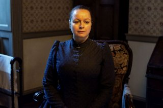 Miss Julie: Samantha Morton in una scena del film