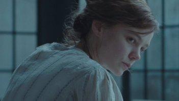 Suffragette: un'inquadratura che ritrae la protagonista Carey Mulligan