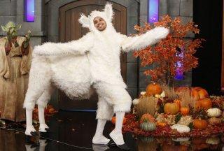 Wilmer Valderrama con il suo costume di Halloween 2015