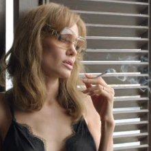 By the Sea: Angelina Jolie in una scena del film