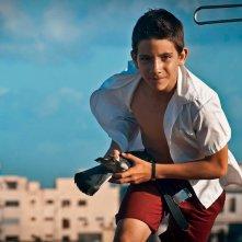 Condotta: il giovane protagonista Armando Valdes Freire in una scena del film