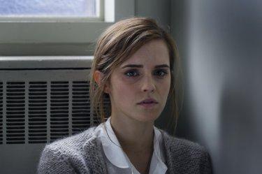 Regression: un bel primo piano di Emma Watson