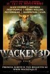 Locandina di Wacken 3D