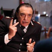 Babbo Natale non viene da Nord: Nino Frassica in una scena del film