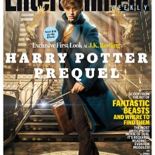 Fantastic Beasts and Where to Find Them: Eddie Redmayne è Newt Scamander nella prima foto ufficiale