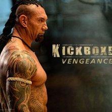 Kickboxer Vengeance: Dave Bautista in una foto promozionale del film