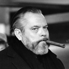 Il mago - L'incredibile vita di Orson Welles: Orson Welles in un'immagine del documentario sulla sua vita